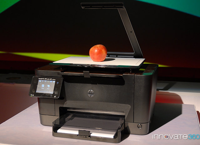 elegancka drukarka hp 652